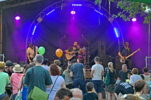 Rock Und Pop Am Tännchen Am 22 Und 23 Juni Stadt Weiterstadt