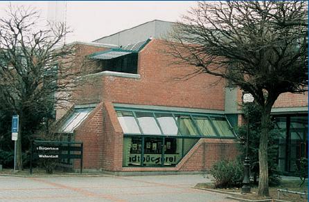 Bürgerhaus Weiterstadt